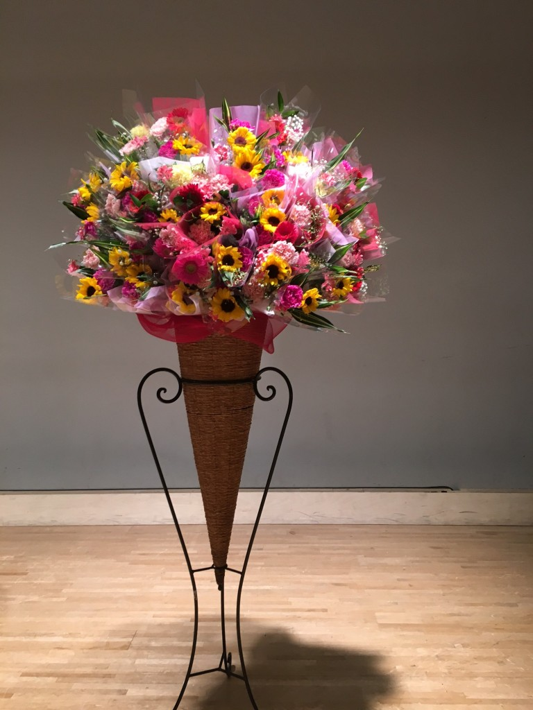 花束スタンド